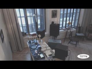 Petr Tiagunin @ TESTFM New Studio