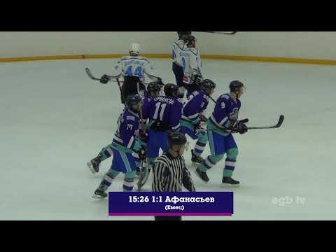 КОНКОРД - ГДК - 18.01.2019 Ночная Хоккейная Лига