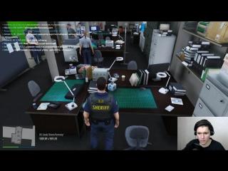 [h0kkaidogames] СТРИМ GTA 5 ROLEPLAY | YDDY:RP #173 - ДОГОНИ ЕСЛИ СМОЖЕШЬ (ПОЛИЦЕЙСКИЙ)