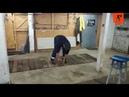 Испытание петарды в подвале