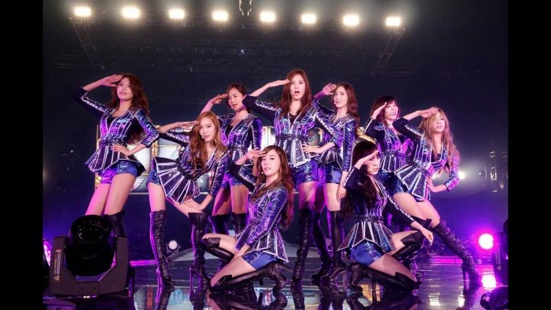 Girls Generation (SNSD) - Chain Reaction (OT9 Ver.)