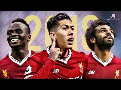 Salah, Firmino, Mane - The Terrifying Trio 2018