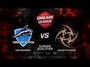 Vega Squadron vs Ninjas in Pyjamas, DreamLeague Season 11, EU QL, bo3, game 1 [Eiritel]
