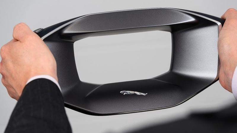 Jaguar Top 2 Concept Car - Future Type E type Zero