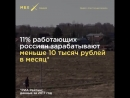 Каждый седьмой россиянин живет за чертой бедности, но на ТВ об этом говорить не любят