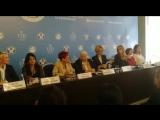 Евразийского женского форума знакомство и общение с профессором Татьяной Черниговской!