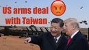 US arms sale won't do much to help Taiwan defend itself against Beijing, analysts say
