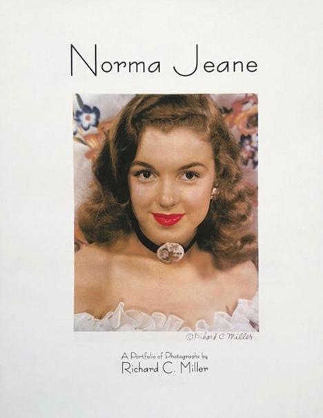 Юная Мэрилин Монро, 1946 г.