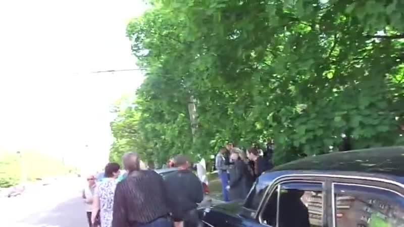Мариуполь 11 мая 2014 Референдум Ильичевская администрация
