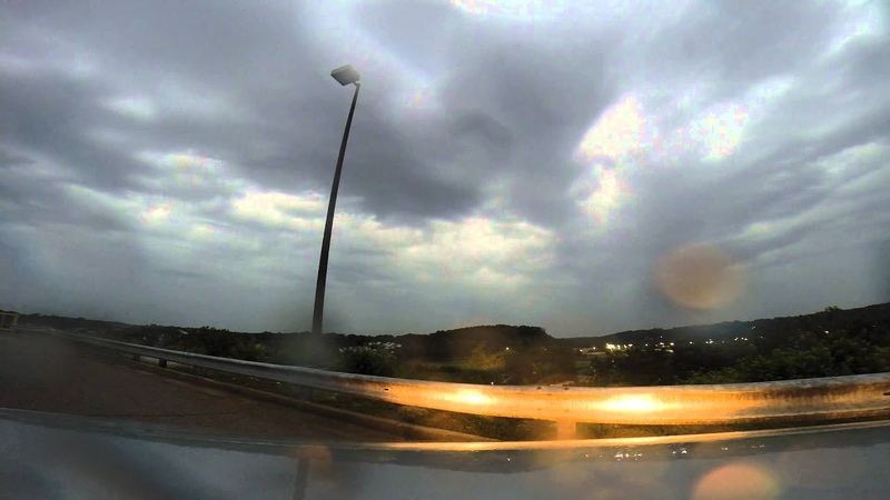Slow Motion Lightning - GoPro Hero3 Black