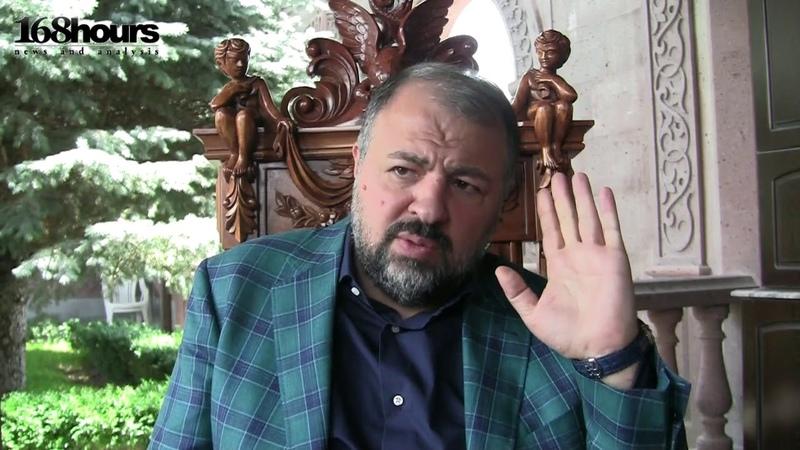 Արթուր Ասատրյանը (Դոն Պիպո)՝ Մանվել Գրիգոր1