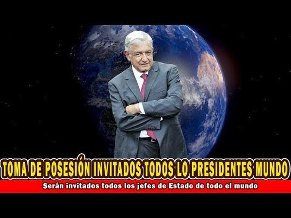Ebrard anuncia que invitarán todos los jefes de Estado a la toma de posesión de AMLO