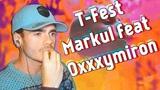 T-Fest - Приглашение на Gazgolder Live,T-Fest-Улети, Markul feat Oxxxymiron -FATA MORGANA (Реакция)