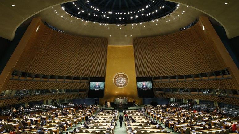 Guardian: Запад хочет обойти вето России по Сирии через Генассамблею