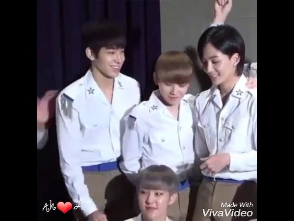 Woozi x Jeonghan