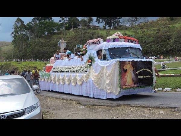 Carreata Jubileu de Nossa Senhora de Mercês - MG - Setembro 2016 Parte II - Click em Foco
