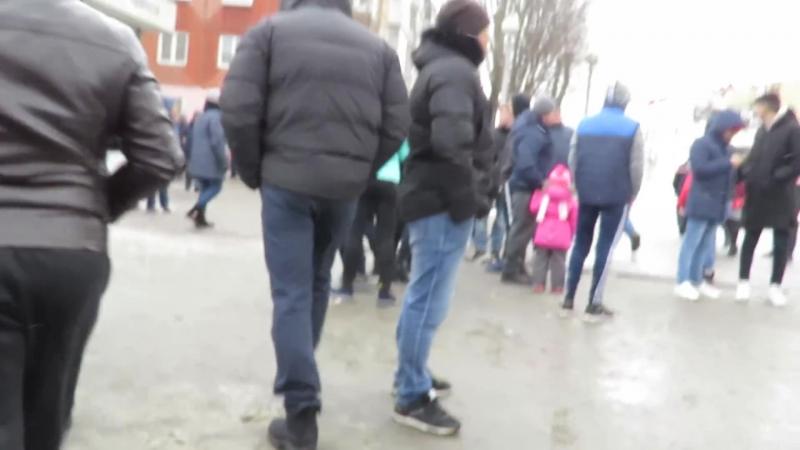 Пожар в ТРК Зимняя вишня Кемерово 1