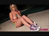 Melissa Debling школьница с большими сиськами school boobs all sex striptease ero