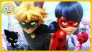 Леди Баг и Супер-Кот * Бегай и спасай Париж от Бражника и Акумов * Игры для детей на Kids PlayBox