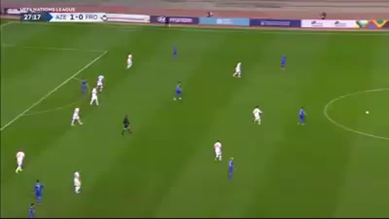 Azərbaycan Milli Yığma komandasında Mahir Mədətovun vurduğu möhtəşəm qol.