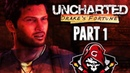 Uncharted Drake's Fortune 1 PS4