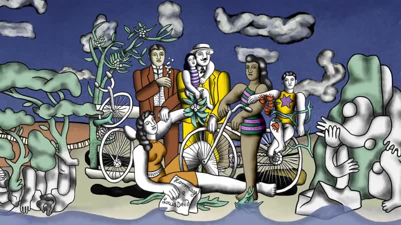 Fernand Léger. Beauty is Everywhere