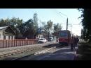 Трамвай Tatra T6B5SU 3149 Покатушки по Барнаулу