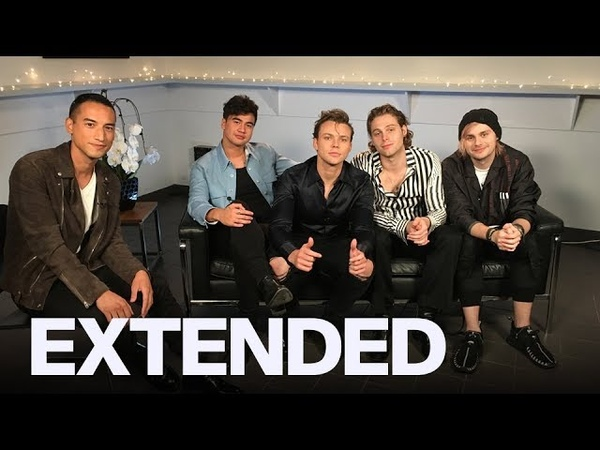 5 Seconds Of Summer Talk Youngblood, Hiatus | EXTENDED