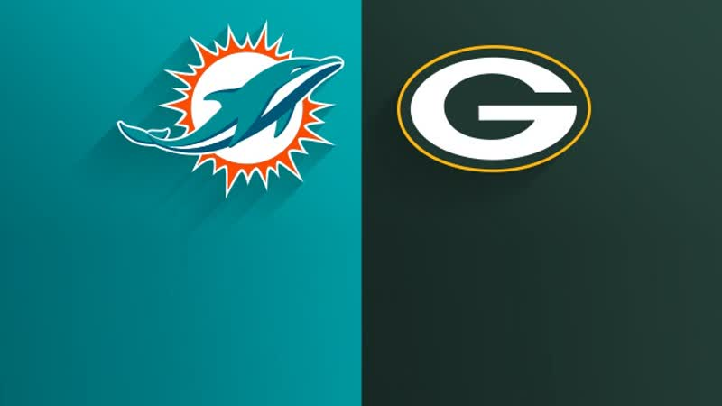 Week 10 / 11.11.2018 / MIA Dolphins @ GB Packers