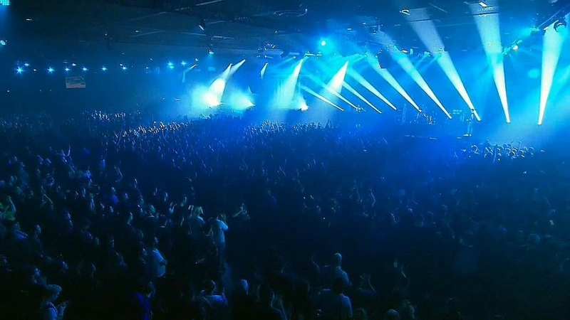 Muse Live 2017 Anaheim [Full Show]