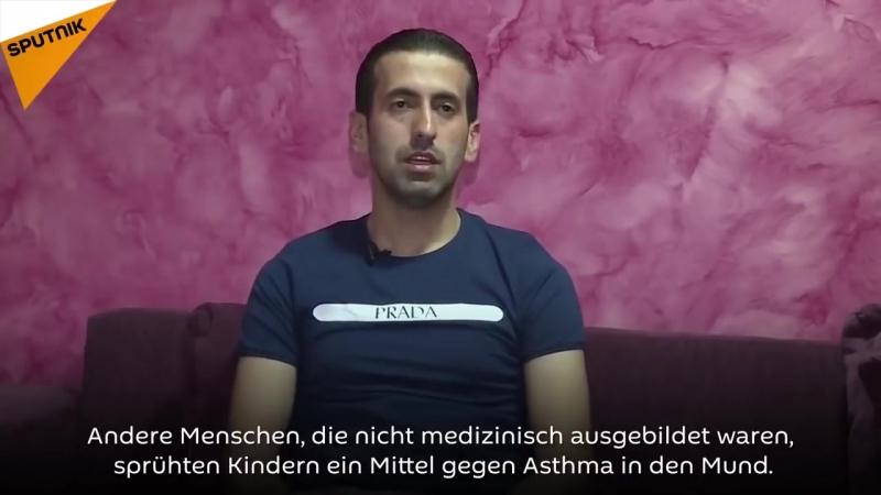 GIFTGAS IN SYRIEN - VORGETÄUSCHT - ZEUGEN VOR ORT.mp4