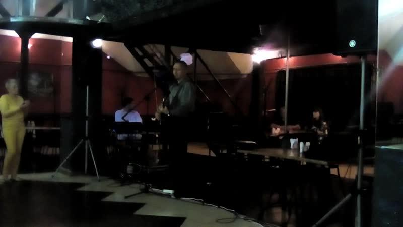 концерт бардовские песни в кафе Олимпе в г новомичуринск