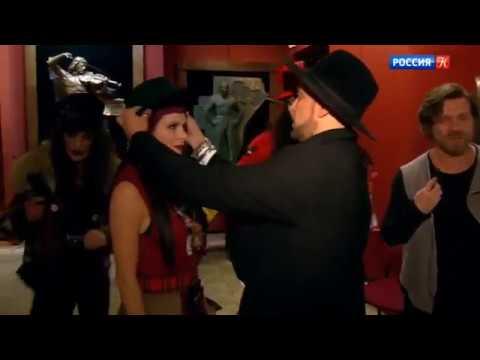 Показ Модного дома IGOR GULYAEV в рамках 40-го ММКФ на вечере Русского Силуэта