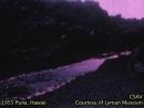 1955 г. Извержение в Пуне, Гавайи