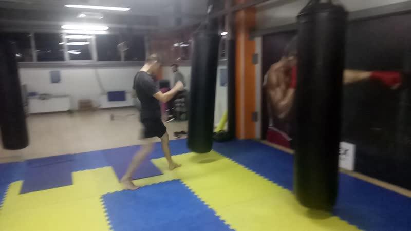 тайский бокс набережные челны