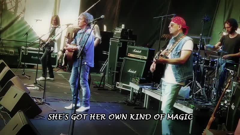 Chris Norman - Gypsy Queen Lyrics