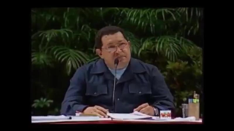 Chavez : Nous incarnons la justice sociale et faisons un gigantesque effort pour bâtir un nouveau monde