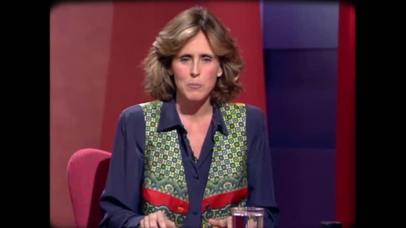 Mercedes Milá, Jesús Hermida o José Luis Balbin estas fueron las caras que impulsaron los debates en televisión en 1990 LA SEXT