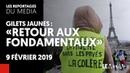 GILETS JAUNES : RETOUR AUX FONDAMENTAUX