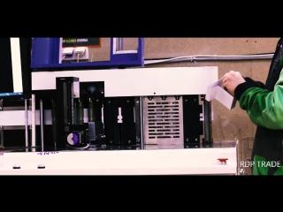 Бортогибочный станок для изготовления букв из металла - RDP BENDER