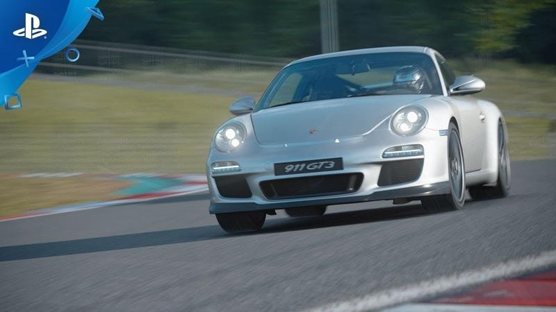 Gran Turismo Sport - Sept Update 1.28 | PS4