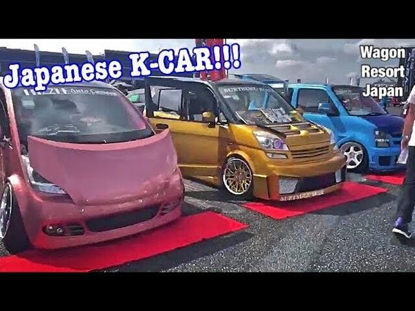 2018 06 24 千葉 ロングウッドステーション Wagon Resort Japan WRJ K CAR