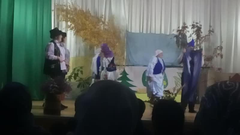 Зэнгэр шэл , Чутеево