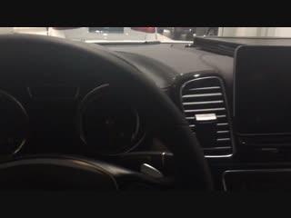 Nef-Mercedes Benz GLS/брак..?)