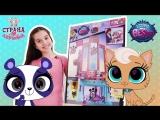 Страна девчонок • Лера и Белль собирают отель для LITTLE PET SHOP!