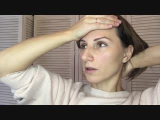 7 упражнений для ровного лба от Натальи Соколовой