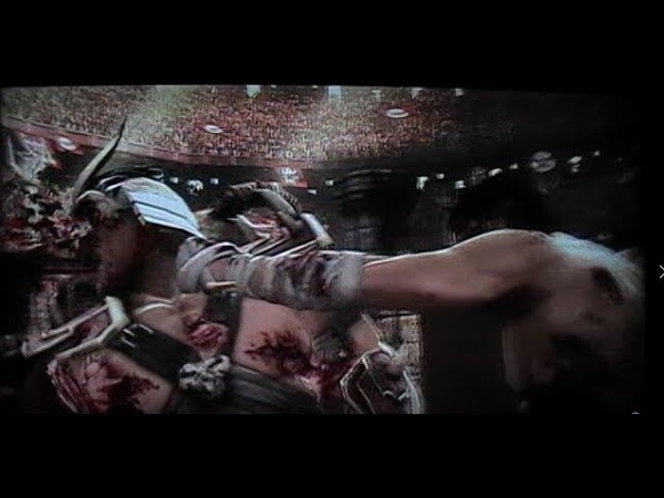 Mortal Kombat 9 лестница эксперт за Джонни Кейджа