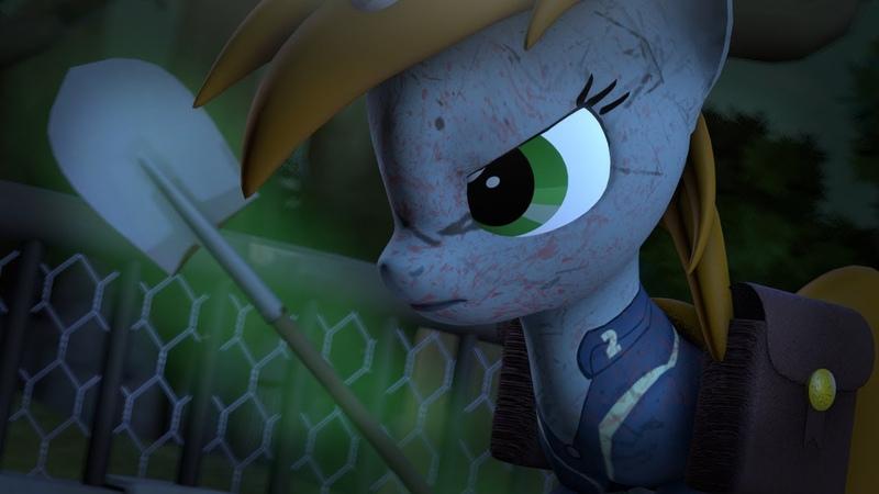 [Sneak Peek] Friend or Foe?! - Fallout Equestria (Chapter 2 : Part 4)