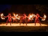 Театр Джива - Дух Феникса (огненный вариант шоу)