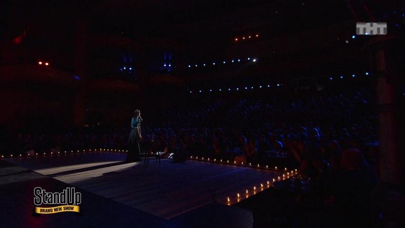 Stand Up Юля Ахмедова - О феминизме, женских достижениях и Саше Грей фрагмент из STAND UP смотреть онлайн видео, бесплатно!